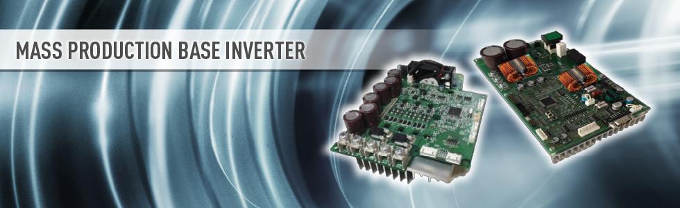 Mass Production Base Inverter